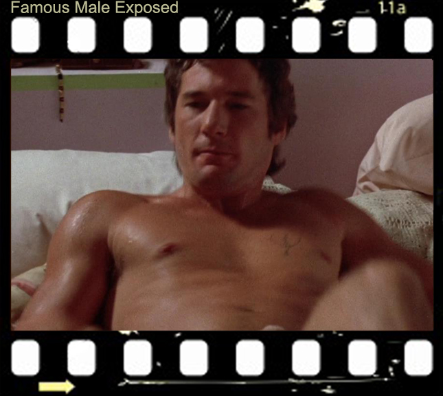 Richard gere naked nude think