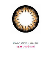 http://www.queencontacts.com/product/BELLA-Brown-E22-220/5984