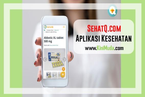 SehatQ.com, Aplikasi Kesehatan