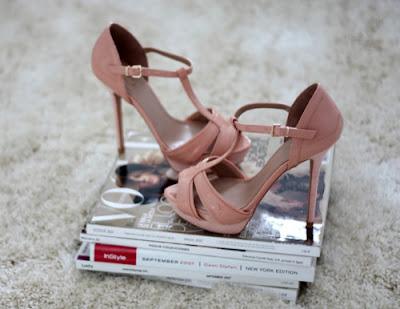 zapatos de mujer altos