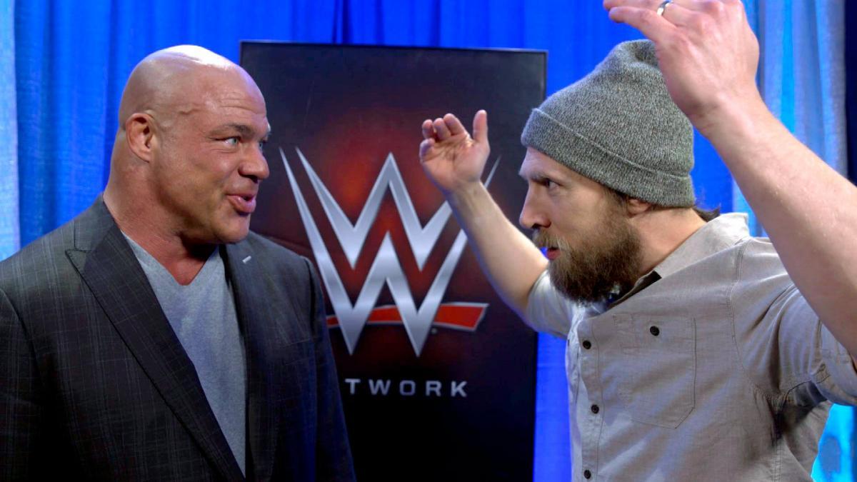 Kurt Angle gostaria de ter enfrentado Daniel Bryan