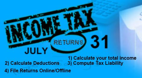how to get tax return online