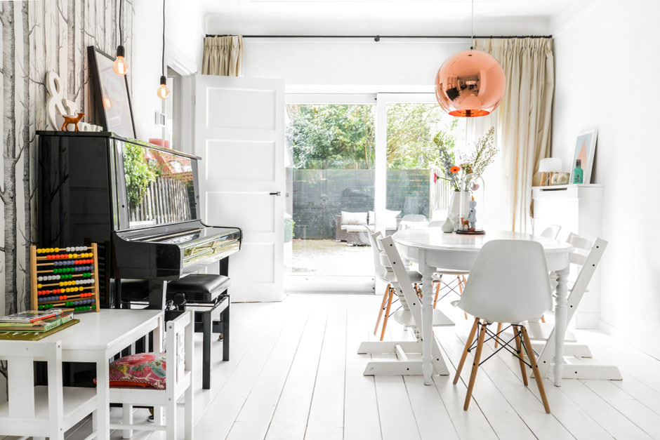 my scandinavian home a lovely dutch family home. Black Bedroom Furniture Sets. Home Design Ideas