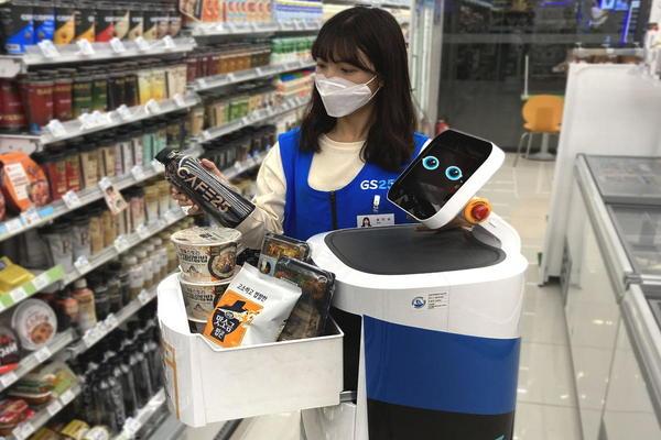 شركة LG تبدأ باختار خدمة التوصيل عبر الروبوتات