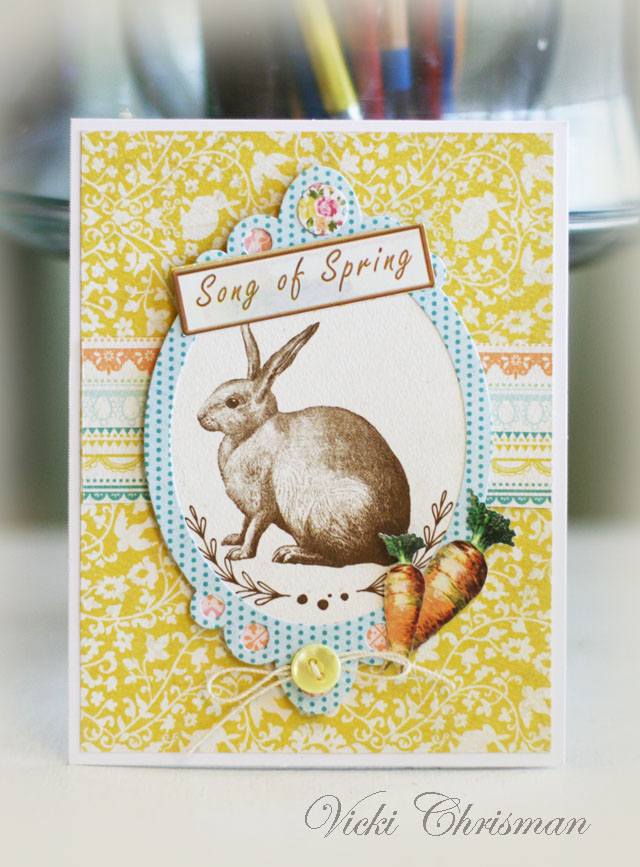 this art that makes me happy time for some easter cards