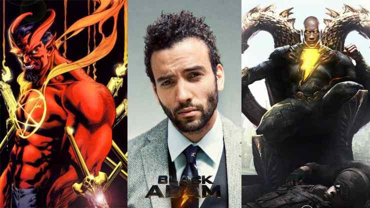 Black Adam: Villain Sabbac ke liye Marwan Kenzari se chal rahi hain baatcheet