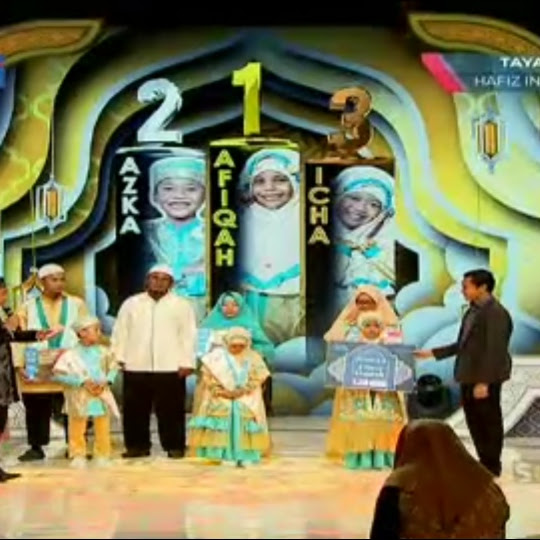 5 Besar Hafiz Indonesia 2020 Cinta Al Quran