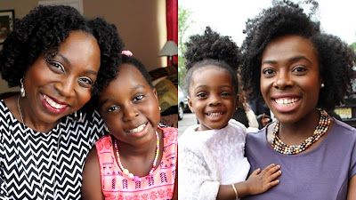 Teaching our Girls to LOVE their #NATURALHAIR | Collab with Jenell B. Stewart (Blakizbeautyful)