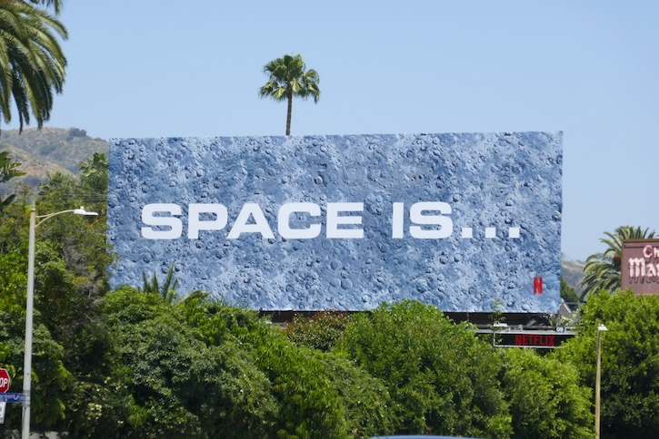 Space Force Space is billboard