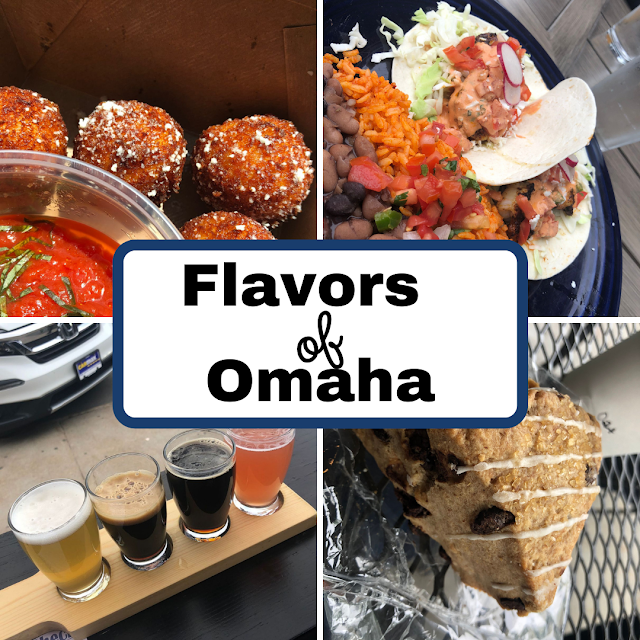 Local flavors in Omaha!