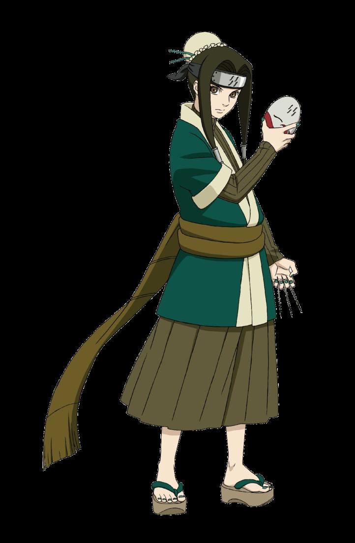 Naruto 8800: Biografia : Haku Koori