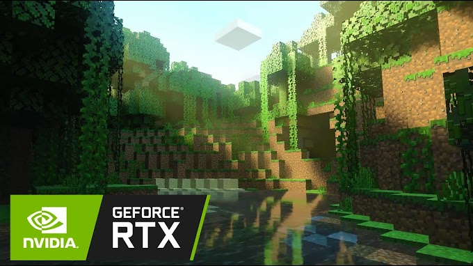 Jadi Realistis , Kini Minecraft Akan Mendukung Fitur Ray Tracing RTX