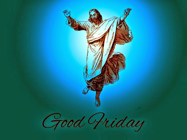 Good Friday Wallpaper with Quotes 2017