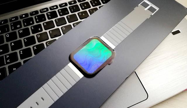 Mi Watch disponibilidad colores