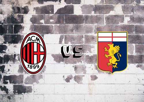 Milan vs Genoa  Resumen y Partido Completo