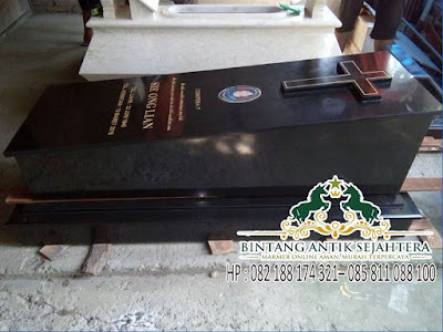 Pembuat Kuburan Marmer, Gambar Model Kuburan Kristen