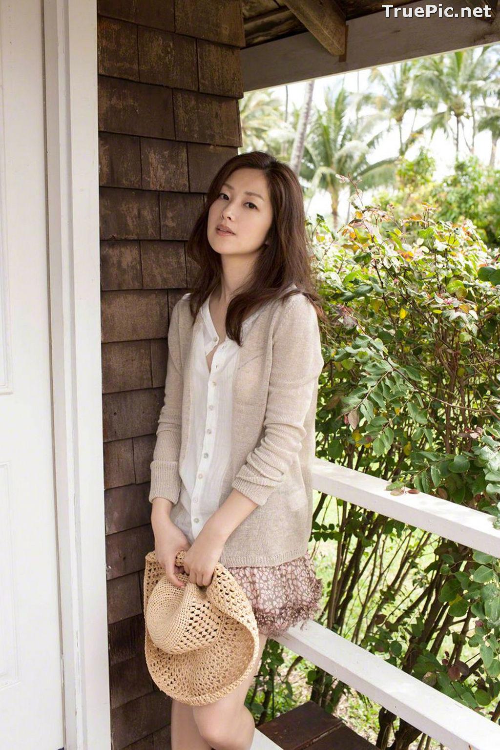 Image Wanibooks No.138 – Japanese Actress and Model – Yuko Fueki - TruePic.net - Picture-7