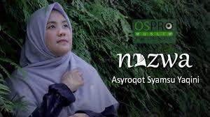Lirik Syiir Sholawat Asyroqot Syamsu Yaqini Arab dan Latin