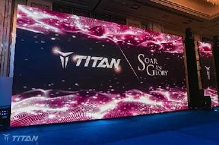 Konferensi Peluncuran Global Rencana Titan