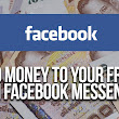 How To Send Money to Friends and Family with Facebook!