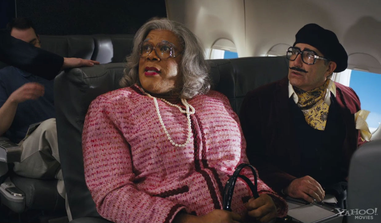 The Madea Challenge! Part Seven: Madea's Witness Protection