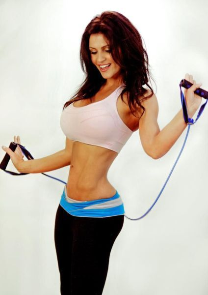 Denise-Milani-The-Fit-Top-Model