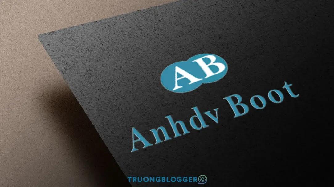 Chia sẻ Anhdv Boot 2021 Premium V2.1.7 mới nhất