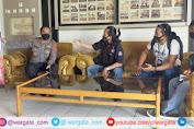 Kunjungan Awak Media, AKBP Iwan Irmawan: Aplikasi OK Jack Salah Satu Terobosan Polres Sinjai
