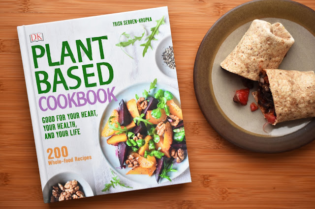 DK Plant-Based Cookbook - 200 Whole Food Recipes that are simple and good for your health #vegan #cookbooks