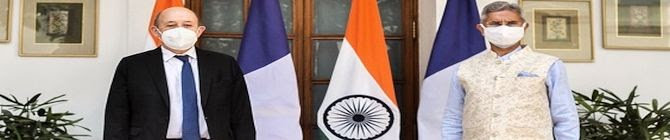 EAM Jaishankar Discusses Afghanistan, Indo-Pacific Developments With French Foreign Minister