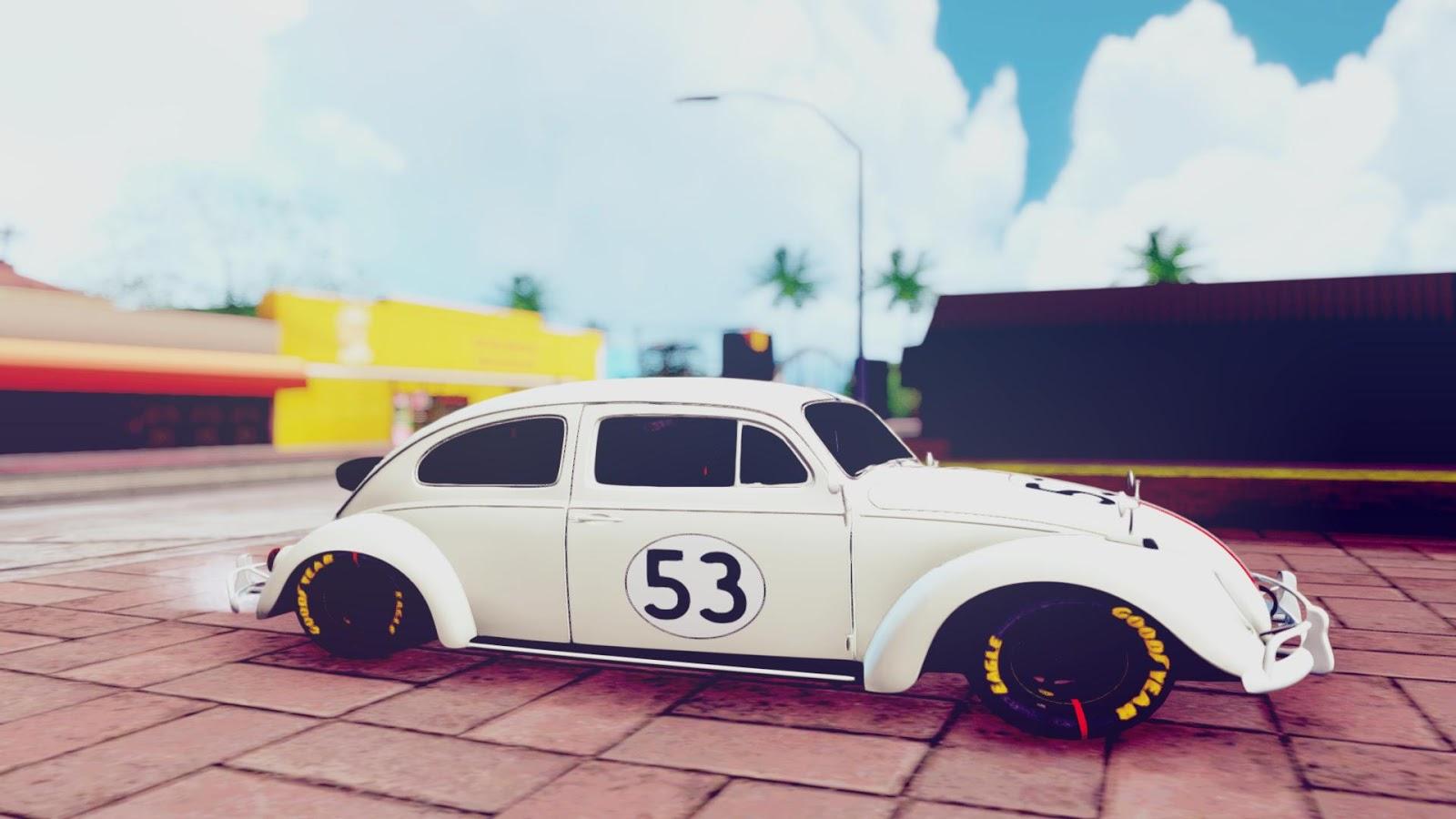 Herbie A Toda Marcha: DeTodoUnPocoVIP