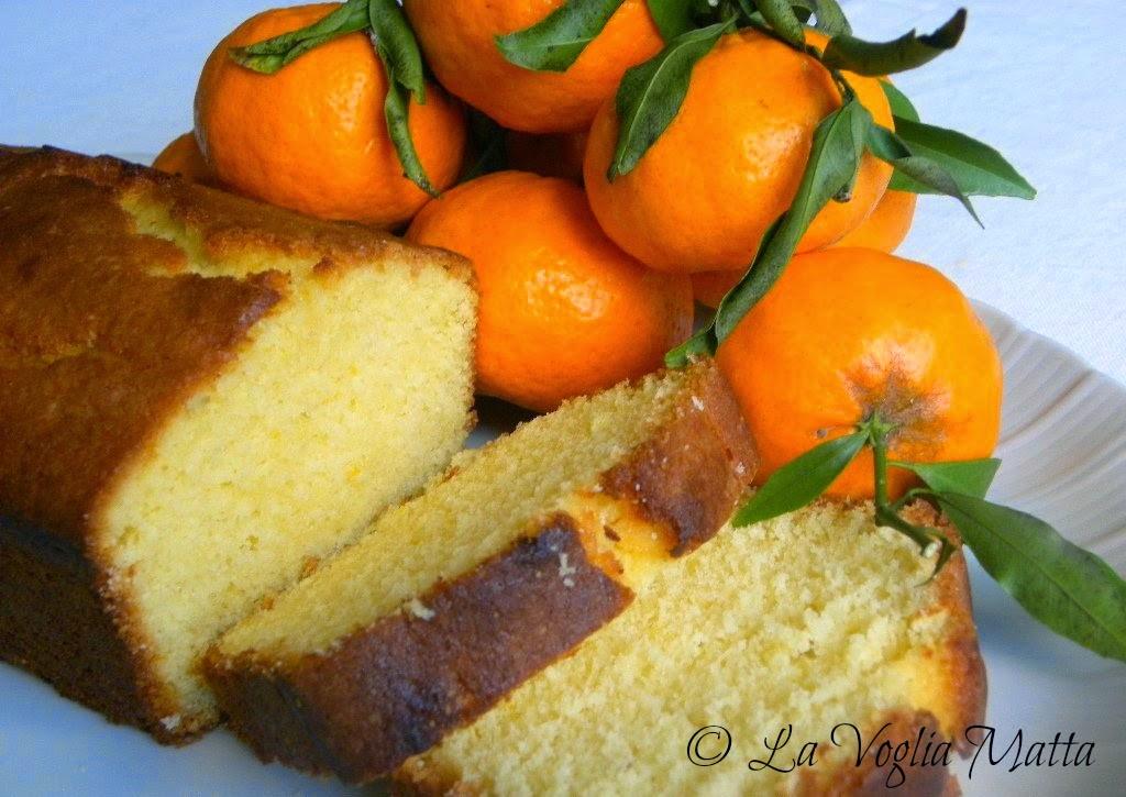 cake al mandarino e nocciole