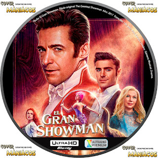 GALLETAEL GRAN SHOWMAN - THE GREATEST SHOWMAN - 2017