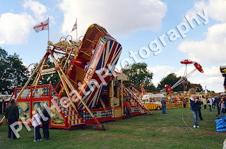 Carters Fun Fair at Croxley Green 17th & 18th September 2005