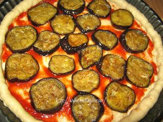 баклажаны для пиццы