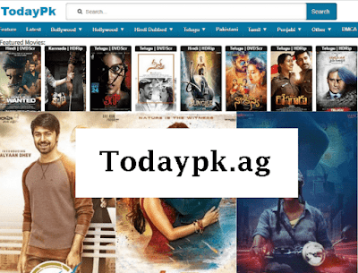 Todaypk.ag- 2020 Latest HD Bollywood Hollywood Movies Download