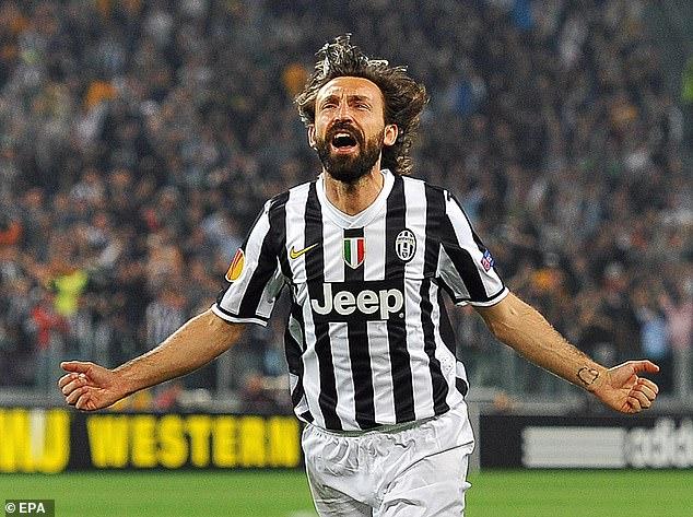 5 nhiệm vụ cấp thiết của Pirlo ở Juventus 4