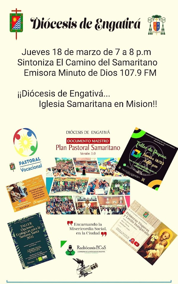 El camino del Samaritano 18 de Marzo 2021
