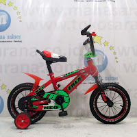 12 trex neo bmx kids bike