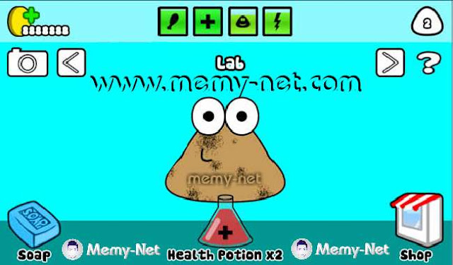 Download Pou for Android and iPhone