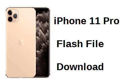 iPhone-11-Pro-Stock-Firmware