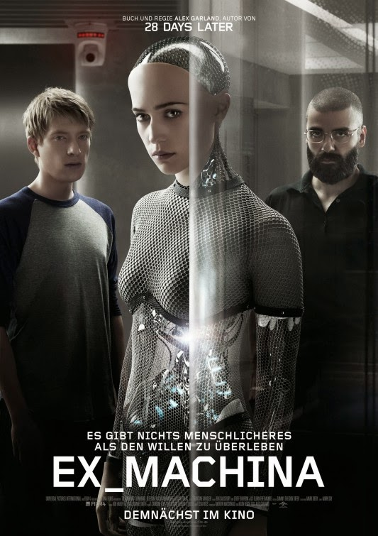 Ex Machina (2015) Movie In Hindi