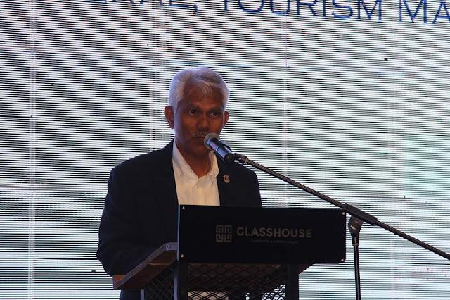 MALAM PENGHARGAAN KERJASAMA DAN SOKONGAN 2019 BERSAMA MEDIA DAN PENGGIAT INDUSTRI PELANCONGAN ANJURAN TOURISM MALAYSIA