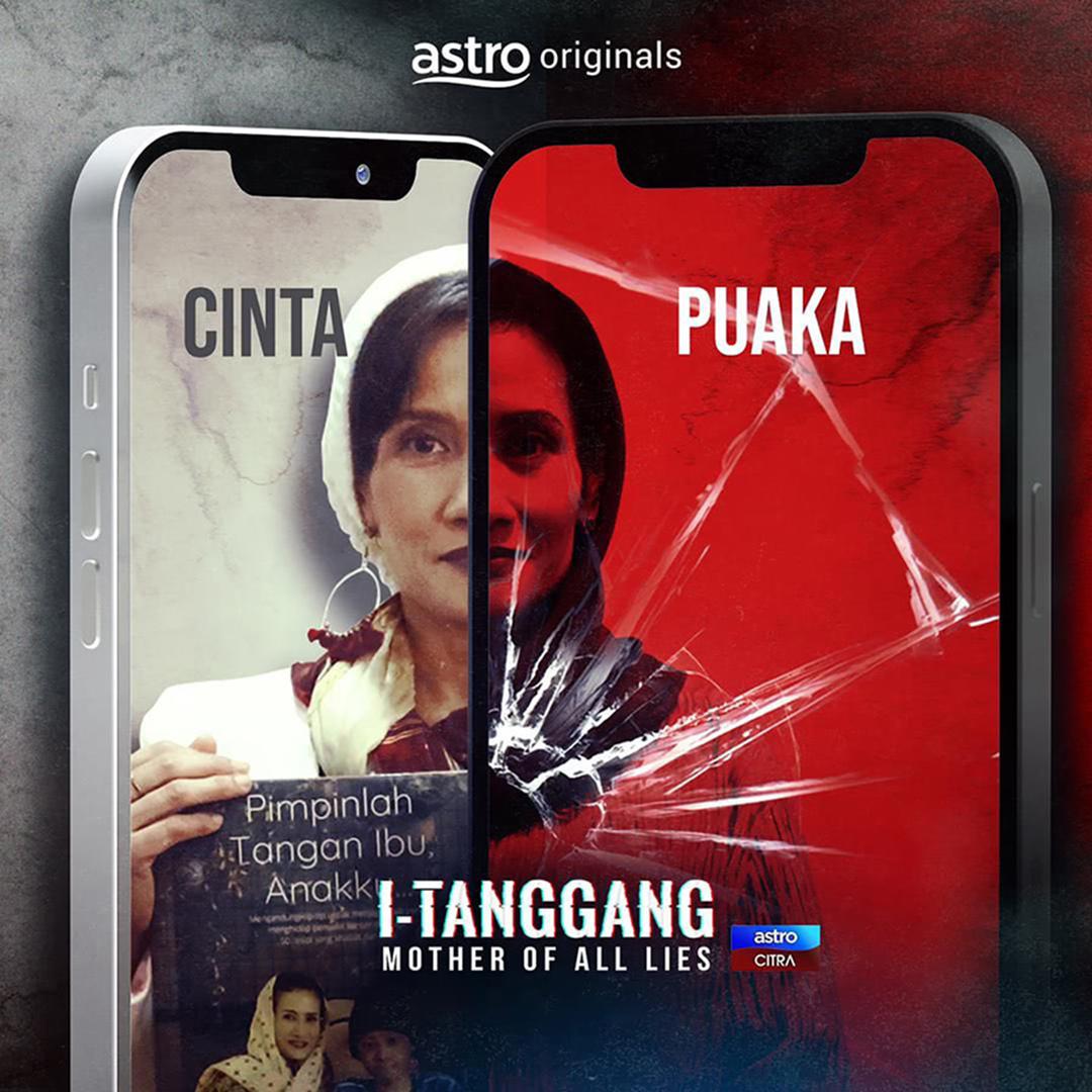 Drama i-Tanggang Mother Of All Lies Astro Citra