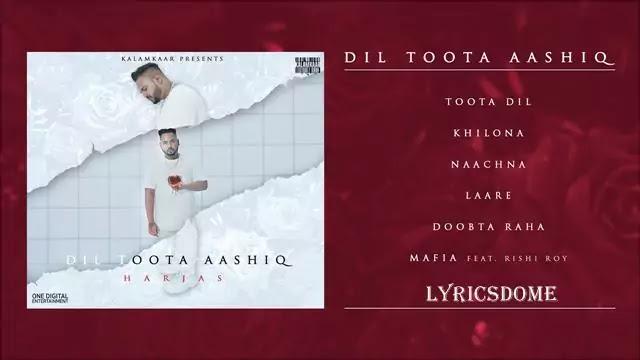 Doobta Raha Lyrics - Harjas