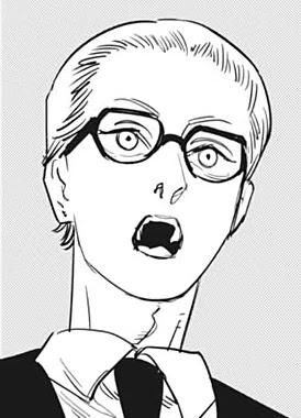 كوساكابي انمي رجل المنشار شينسو مان