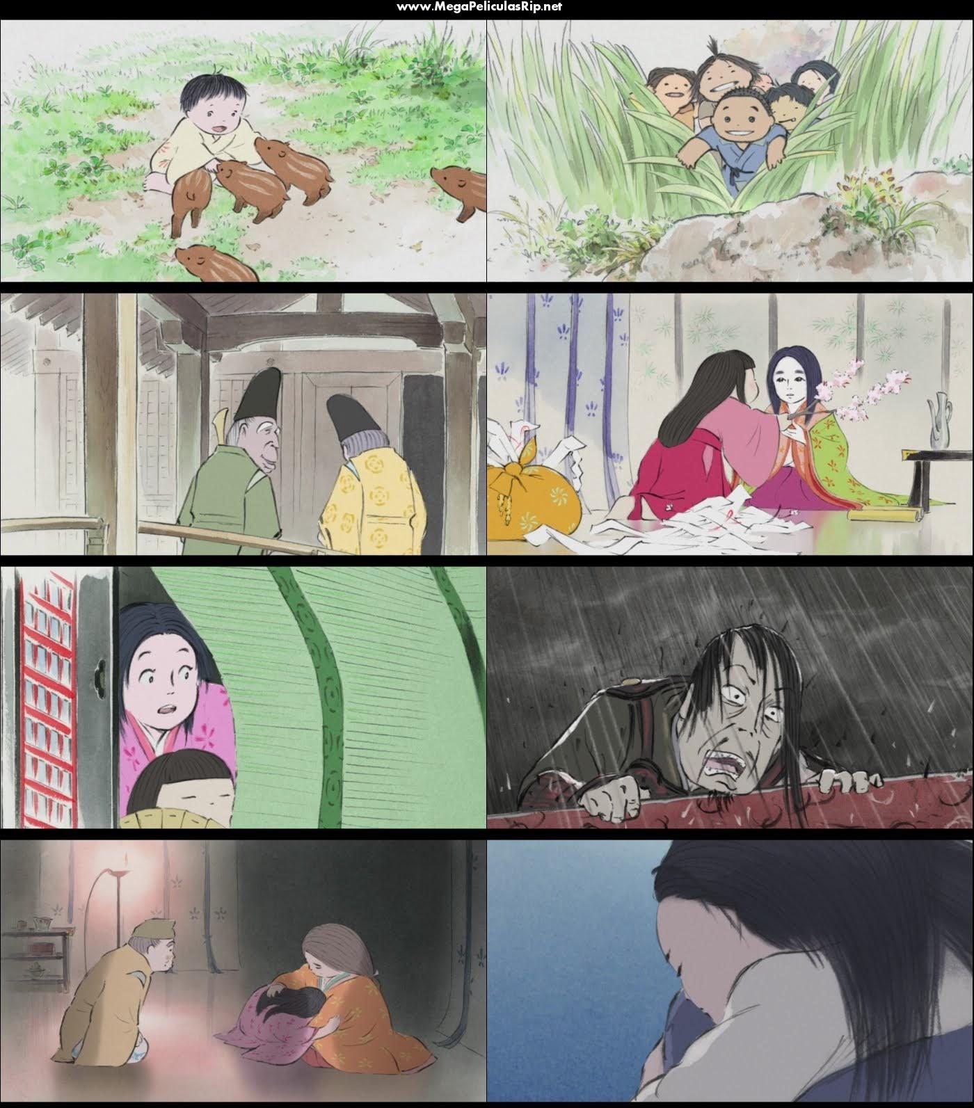 El Cuento De La Princesa Kaguya 1080p Latino
