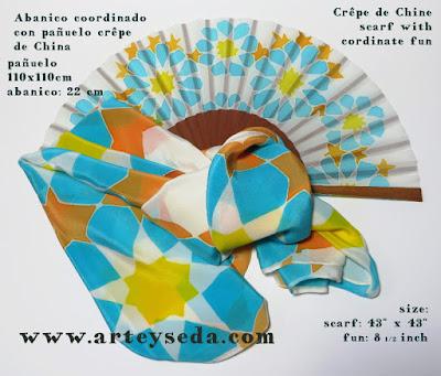 arte y seda work