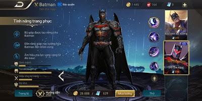 """Batman vốn là bậc thầy trong những tình huống công kích theo kiểu """"rình rập"""""""