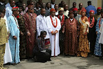 FIRST CLASS NIGER DELTA TRADITIONAL RULERS